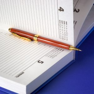 Pen Notebook Paper Note Business  - ds_30 / Pixabay